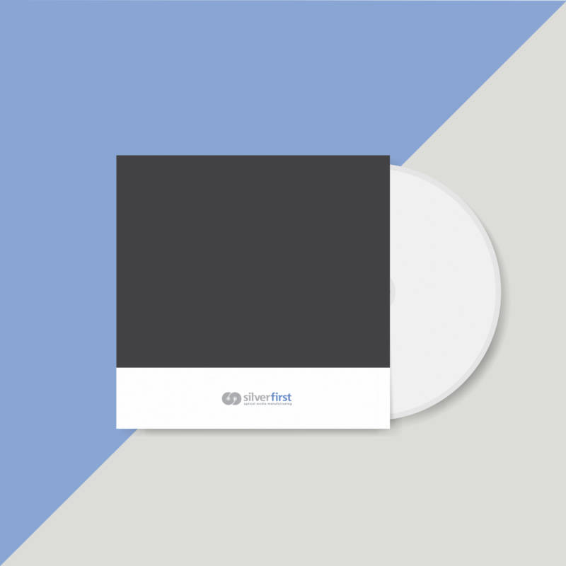 оптични носители дизайн Silver First